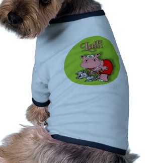 Lalli and loop doggie t shirt