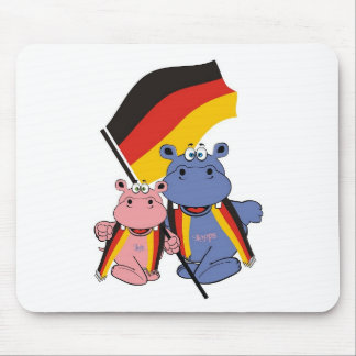 Lalli and loop mouse pad