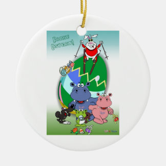 Lalli and loop ornament