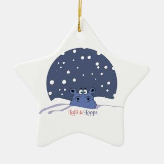 Lalli and loop christmas tree ornament