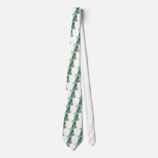 Lalli and loop tie