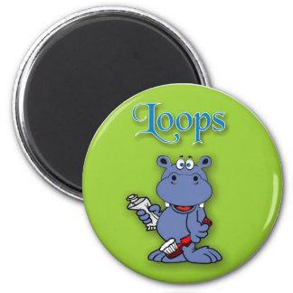 Lalli y Loops Iman