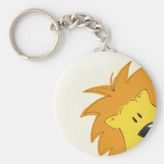 lally colour 3Crawling Through the Jungle: Lally t Basic Round Button Keychain