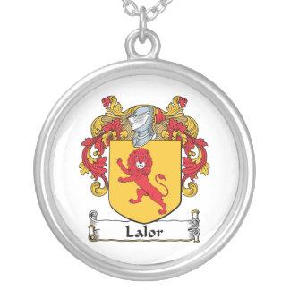 Lalor Family Crest Custom Jewelry