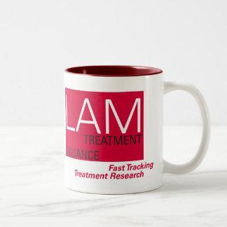 LAM Treatment Alliance Mug