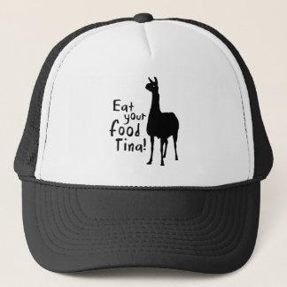 lama dynamite trucker hat