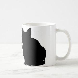 Lama la taza del gatito