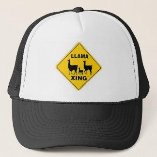 Lama Trucker Hat
