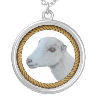 LaMancha Goat  Necklace