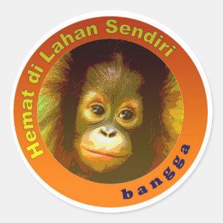Lamandau River Wildlife Reserve – Stickers