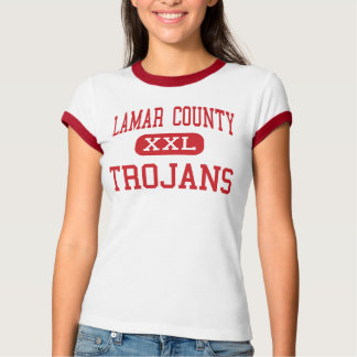 Lamar County - Trojans - Middle - Barnesville Tees