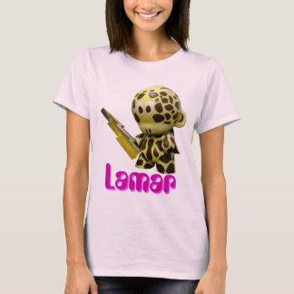 Lamar- Lightning Bolt - Pink T-shirt (w)