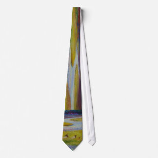 Lamar Valley Residents Signature Tie