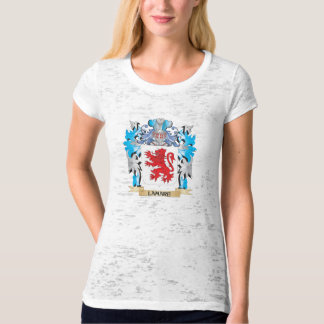 Lamare Coat of Arms - Family Crest T-shirts