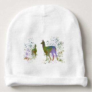 Lamas Baby Beanie