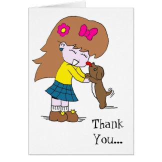 Lámase, amor adolescente le agradecen… tarjeta del
