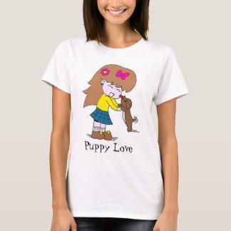 Lámase, camiseta del amor adolescente el |