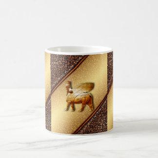 Lamassue Mug Art