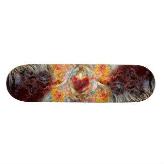 Lamat Vena of Wisdom Skateboard Deck