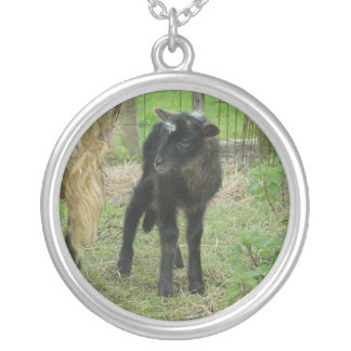 Lamb 2012 - Fanfreluche Silver Plated Necklace