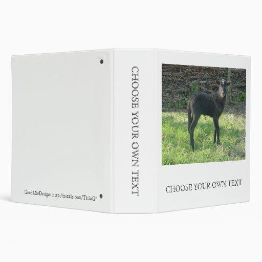 Lamb 2012 - Ladymermaid Vinyl Binders