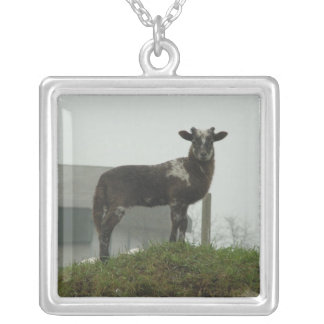 Lamb 2012 - Shimo Silver Plated Necklace