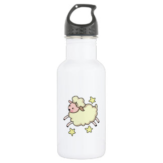 LAMB AND STARS WATER BOTTLE