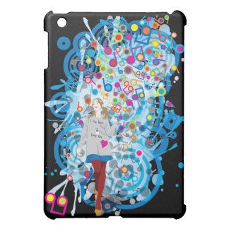 Lamb_Charmer iPad Mini Cover