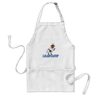 lamb chop apron
