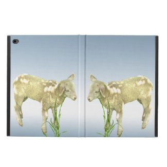 Lamb Grazing in Grass Powis iPad Air 2 Case