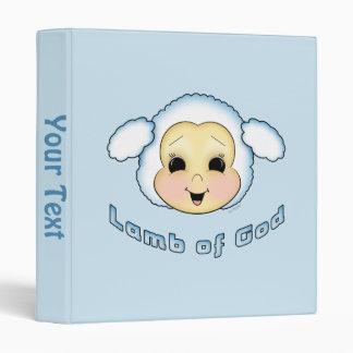 Lamb of God Binder
