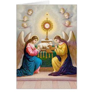 Lamb of God Card