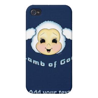 Lamb of God iPhone 4 Cover