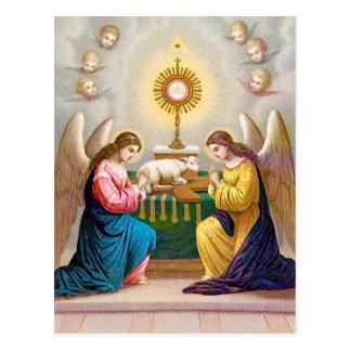 Lamb of God Postcard