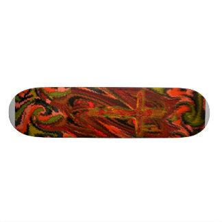 Lamb of God Skate Deck