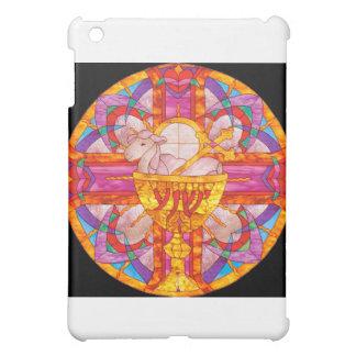 Lamb of God stained glass iPad Mini Case