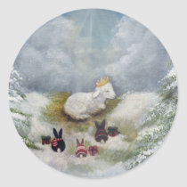 Lamb of God Sticker