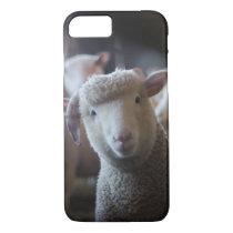 Lamb Paused iPhone 8/7 Case