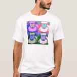 Lamb Pop Art T-Shirt