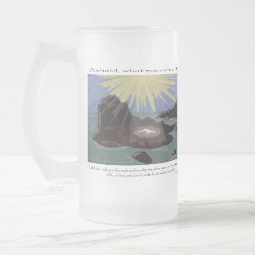 Lamb Slain Mug