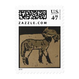 Lamb Stamp