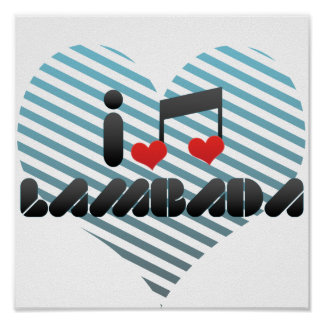 Lambada Posters
