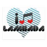 Lambada Postales