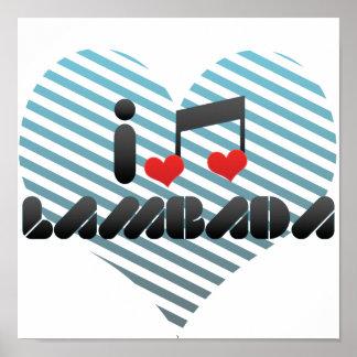 Lambada Print