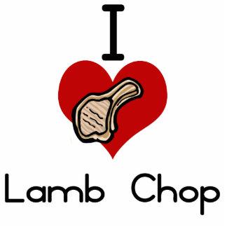 Lambchop de amor y odio I Esculturas Fotograficas