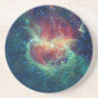 Lambda Centauri Nebula Drink Coaster