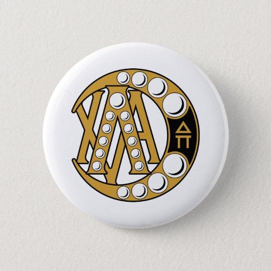 Lambda Chi Alpha Badge Button