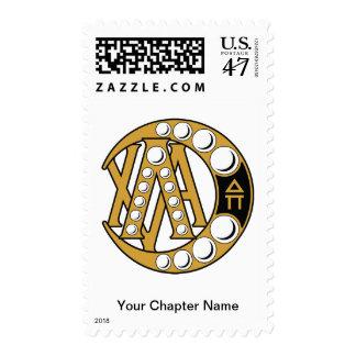 Lambda Chi Alpha Badge Postage