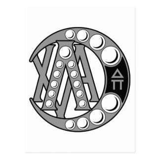 Lambda Chi Alpha Badge Postcard