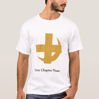 Lambda Chi Alpha Cross & Crescent T-Shirt